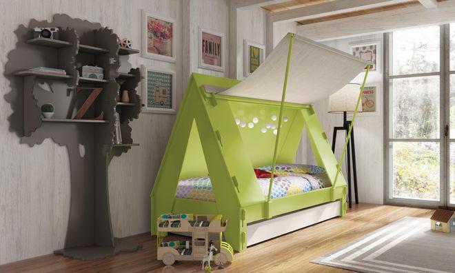 Children's beds furniture, childrenu0027s furniture, childrenu0027s beds, tent bed, Bobo Kids, published by PWNKYLF