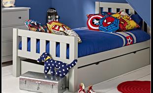 Children's beds Single beds AZTNFRJ