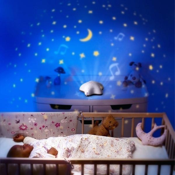 Children's night light projector Baby night light ceiling projector Photo 1 Baby VFSELZQ