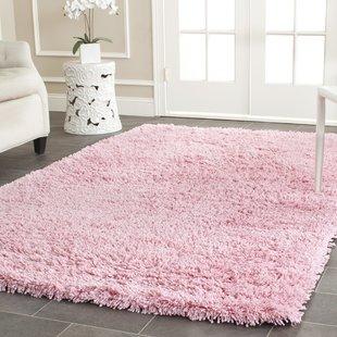 Children's carpets Cody hand-woven pink children's carpet BPOGIGG