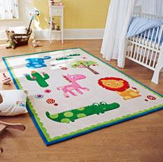 Esprit kids PMJFWEN children's carpets