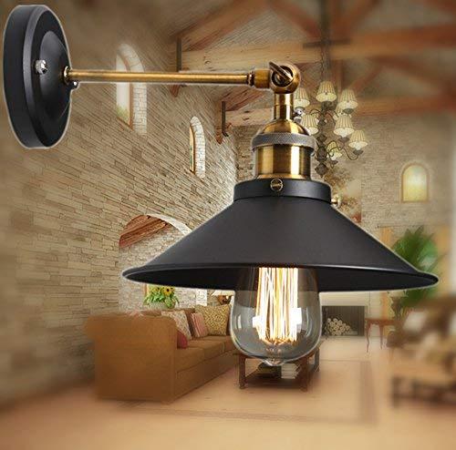 chrasy® Vintage lighting Wall lights Luminaire Industrial Edison Simplicity 1 light XONXIWS