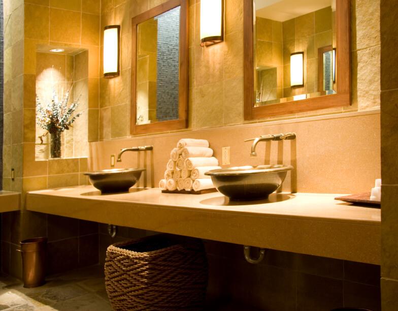 Class bathroom vanities creative from luxury double washbasins washbasin bathroom to innovative double washbasin bathroom PMQGELA