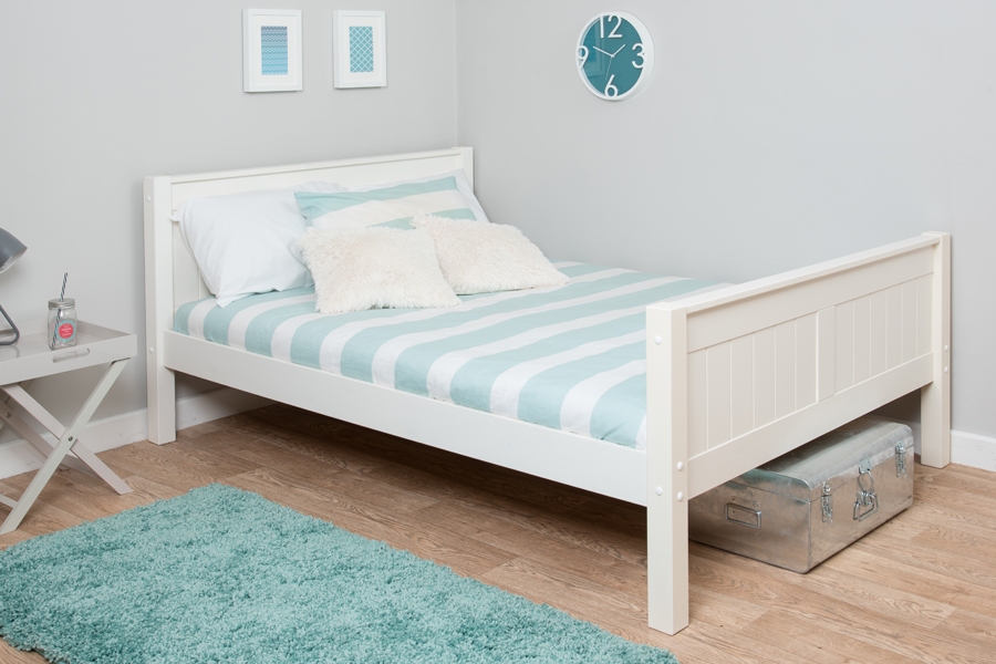 Classic small double bed for children KHONVGM