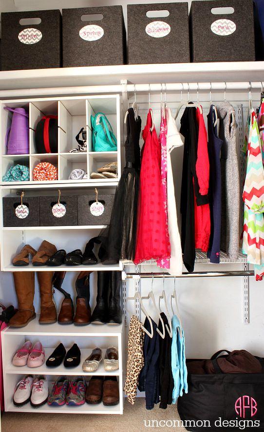 Closet organization 30 ideas for closet organization - best DIY closet organizers PEHVVYC