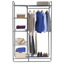 Clothes storage clothes rack made of steel KEWDFRG