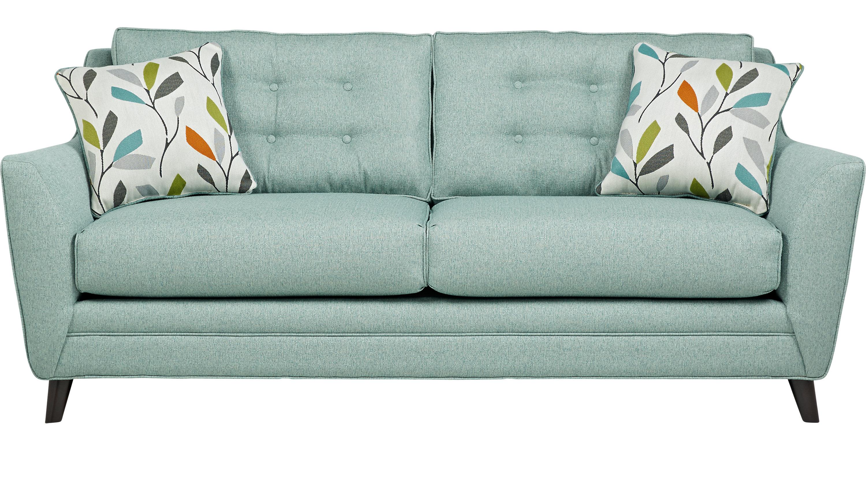 Blue-green cobblestone sofa MZYPGFT