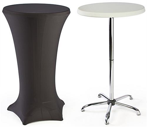 Standing tables 27 UZRHLVK