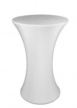 High tables Lycra high table cover white e1474454096978 2 - Lycra high table GOQEVGC