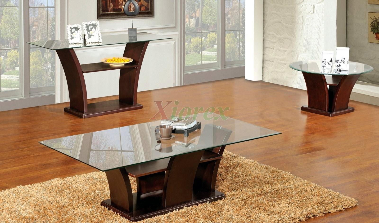 Coffee table sets columba 3-piece coffee table set with sofa console table |  xiorex LPPGQFI