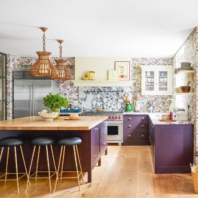 43 best kitchen colors - ideas for popular kitchen colors