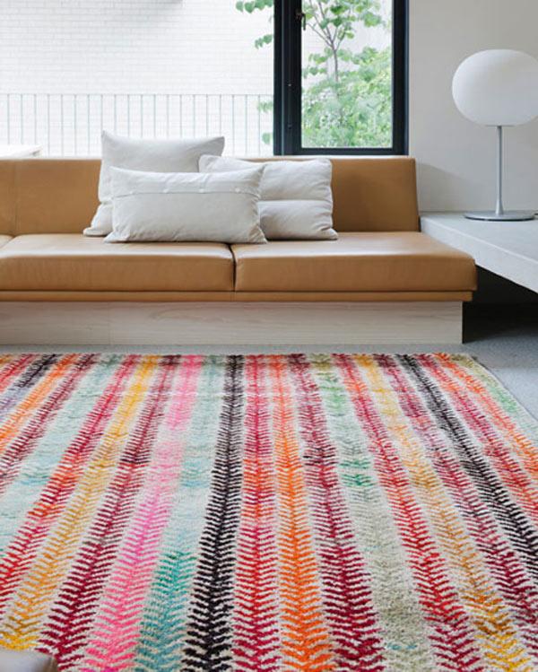 colorful carpets colorful-carpet-loom-old-yarn-wheat EHMZKYR