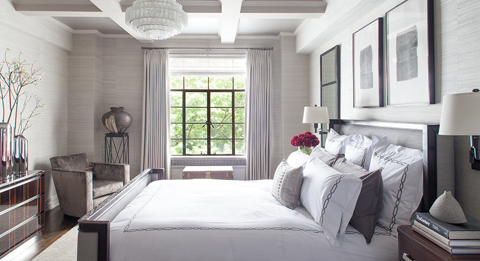 Color schemes of the bedrooms Luxdeco Styleguide VXKJPFX