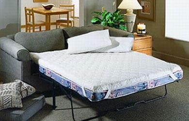 Comfort Cloud sofa bed mattress pad RBBKXOY