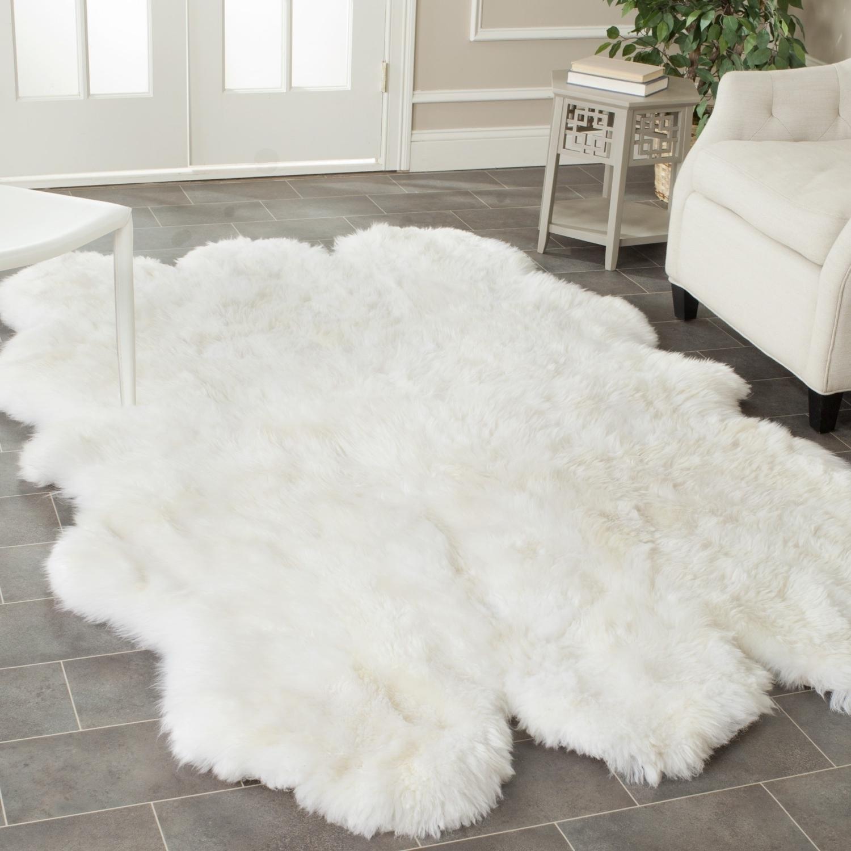 comfortable carpet made of imitation lambskin KTSJAPO