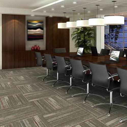Commercial carpet tiles chengdu modular bt227 VUSIPFC