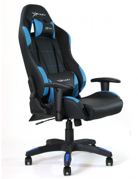 Computer chair ewin Calling Series ergonomic computer game office chair with cushion - MQVFHXC