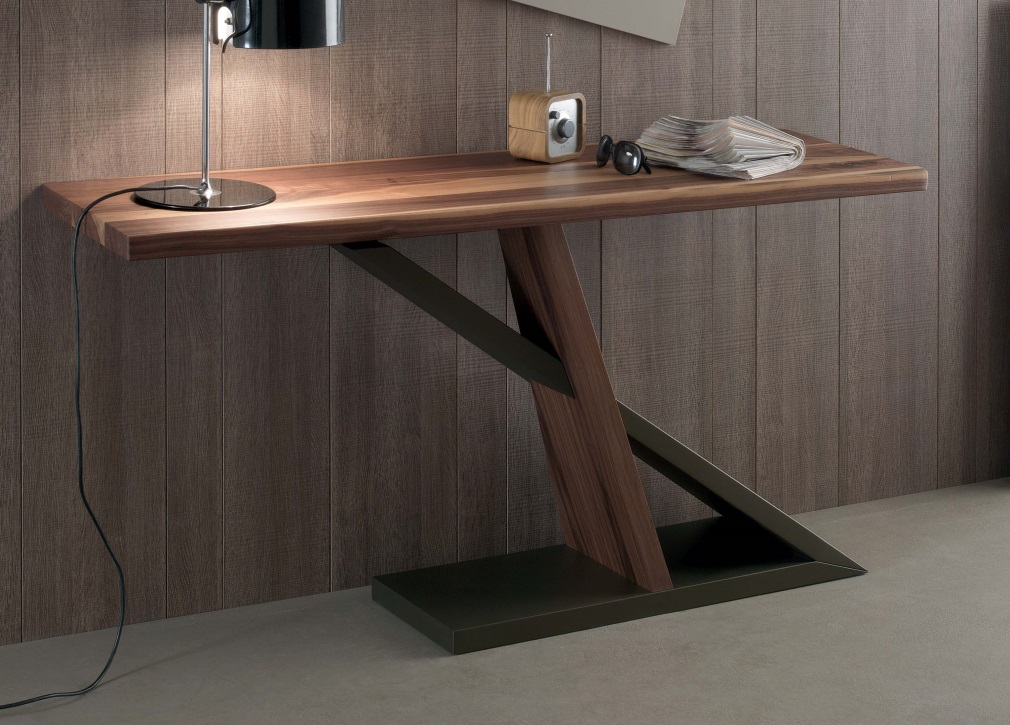 modern console table 12 Gallery of inspiration from the beautiful modern console table TEEGXHS