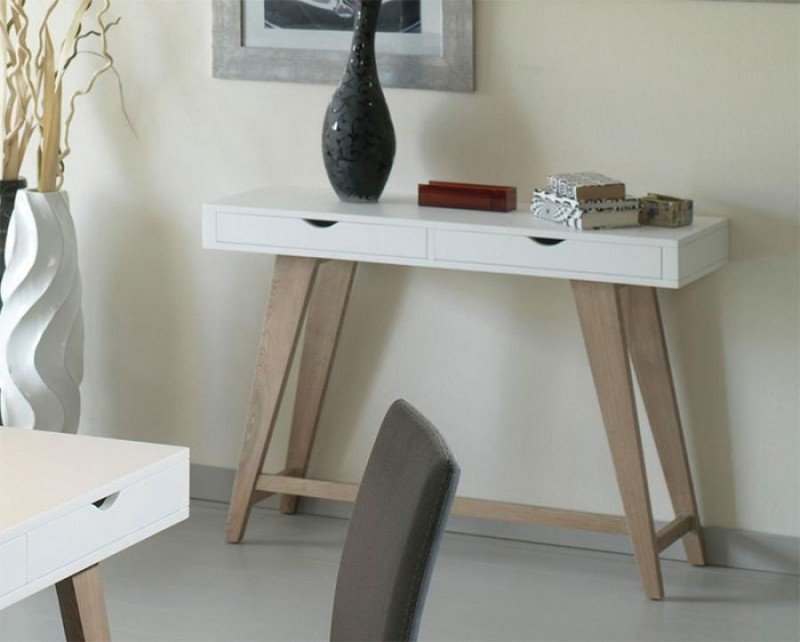 modern console table with drawers 1 NSDUWOA