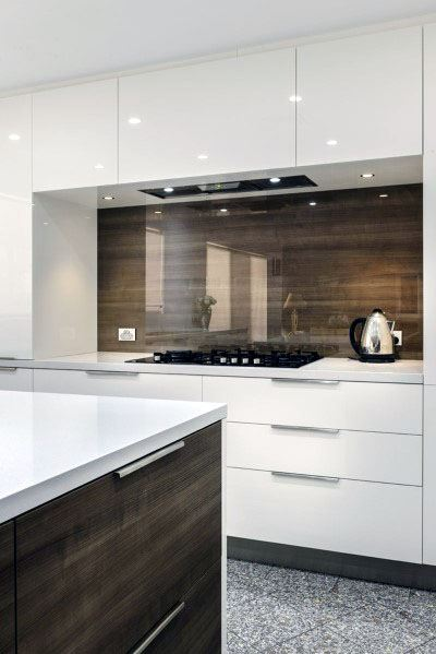 Contemporary Kitchen Backsplash Ideas