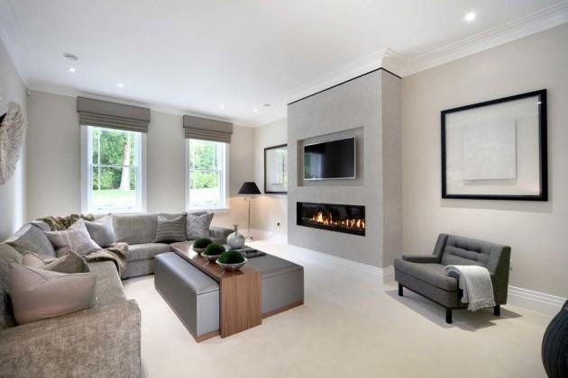 modern living room modern living room SZOWVAE