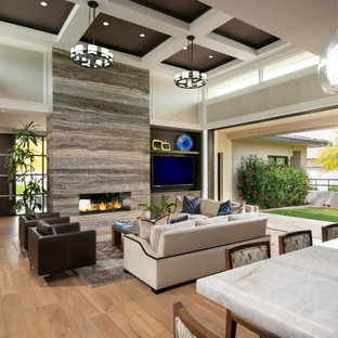 75 beautiful contemporary living room pictures & ideas    Hou