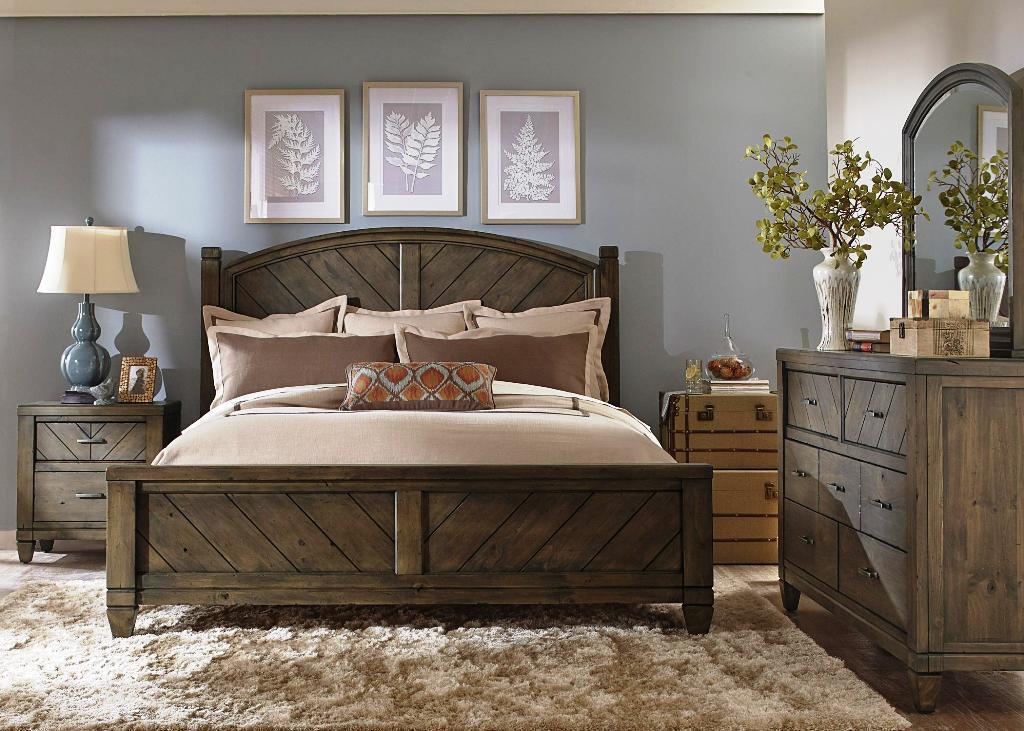 modern rustic bedroom furniture BBCADGF