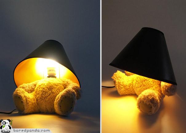 cool lamps teddy bear lamp OPWXLZS