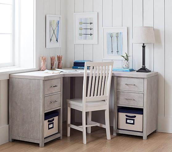 Corner desks everett modular corner desk FCZDCAA