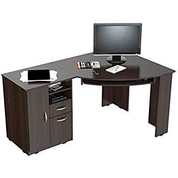 Corner desks inval et-3115 corner desk MBDTIAQ