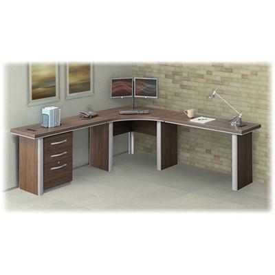 Corner desks metropolitan corner desk with base - 47 OZGPXWJ