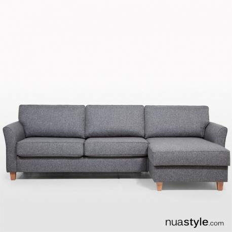 Corner sofa carlo corner sofa by softnord - L-shape PALDFEY