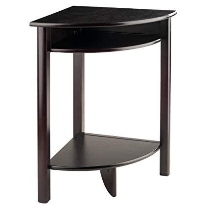 Winsome Liso corner table CHLUVKM corner desk