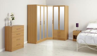 Corner wardrobe -Hide details JOSVGWC