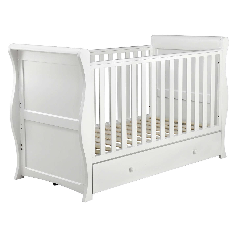 Children's bed john lewis martha sleigh bed, white buy online at johnlewis.com ... JKKICGX