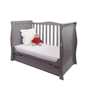 Children's bed Image is loading new-gray-slide-mini-bed-bed-amp-drawer-OPQTJCA