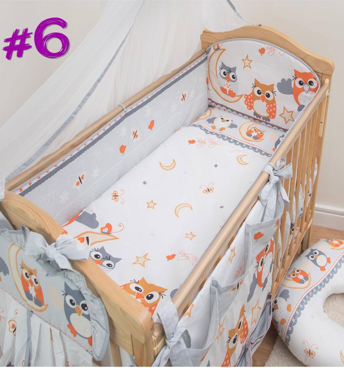 Cot bedding ... Image 2 of 2 LICBAIZ