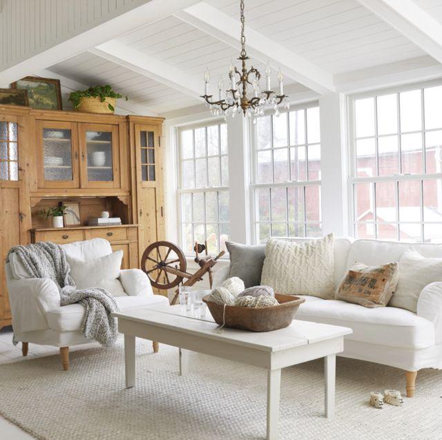 Cottage Living Room Ideas