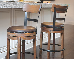 Counter stool ... large pin stool,, rollable AEPNLQC