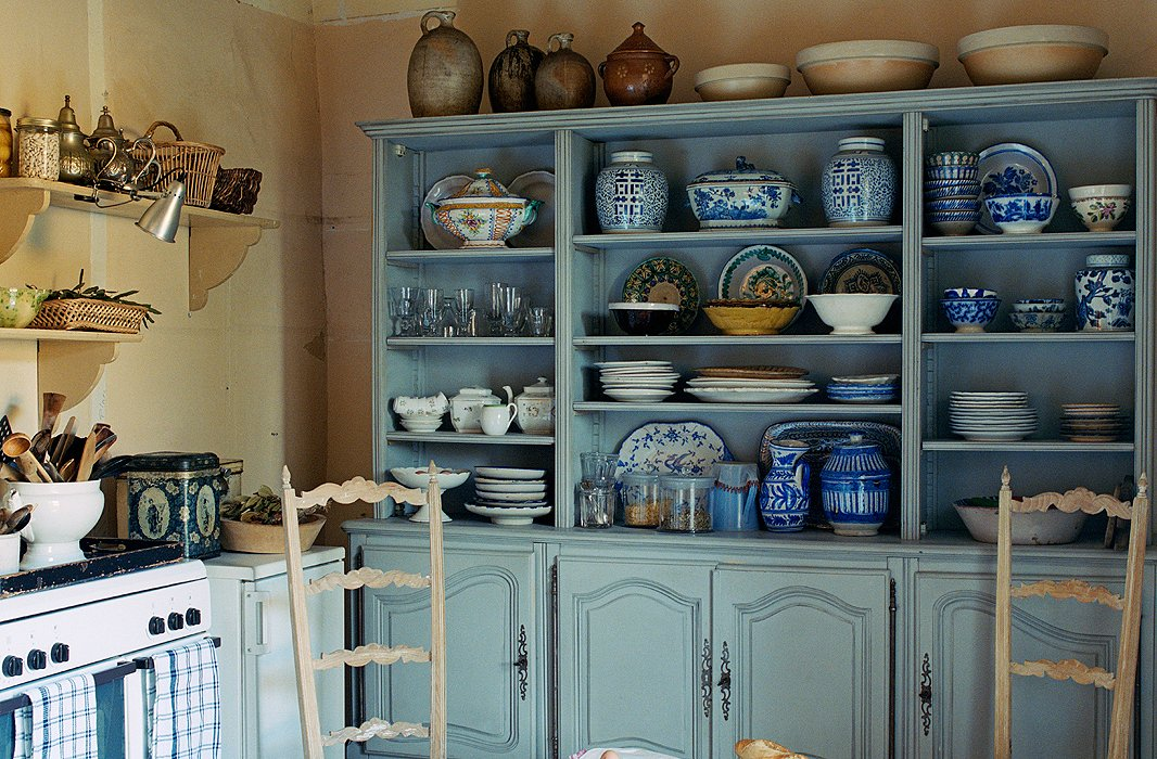 Country house decor French country house shelving CBHOVOVOV