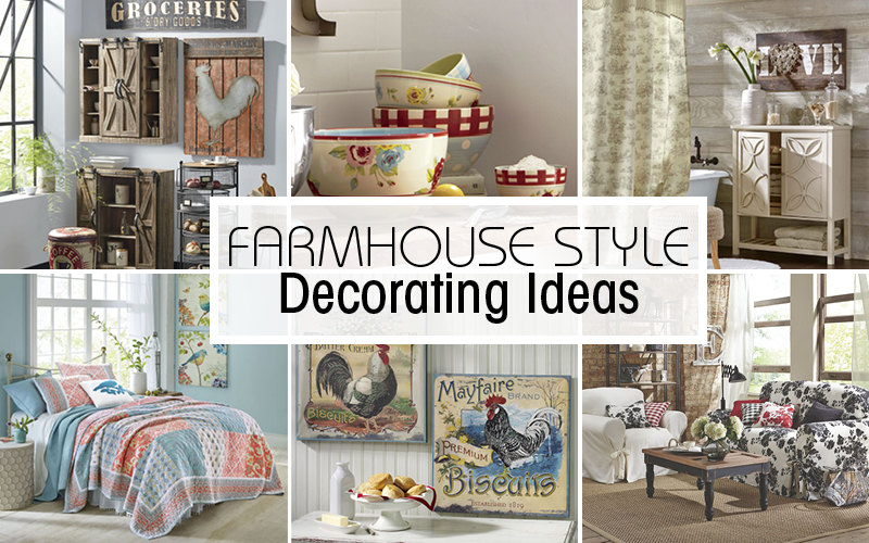 Country house decor Welcome country decor in your home RSDFIWG