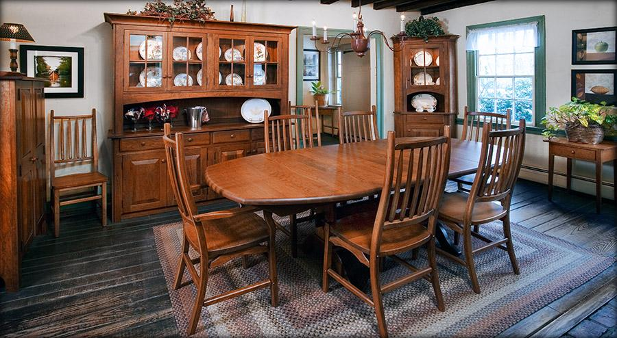 Country house furniture Legacydining INVVMGG