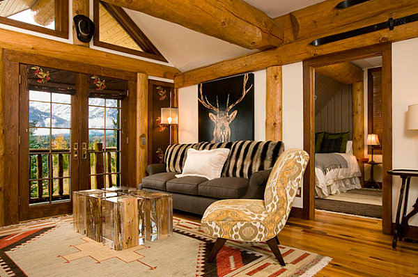 Country house decor View in the gallery rustic country house living room WDDARNZ