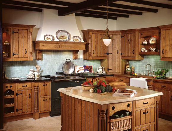 Decoration ideas for the country kitchen on a budget TXHRKJJ