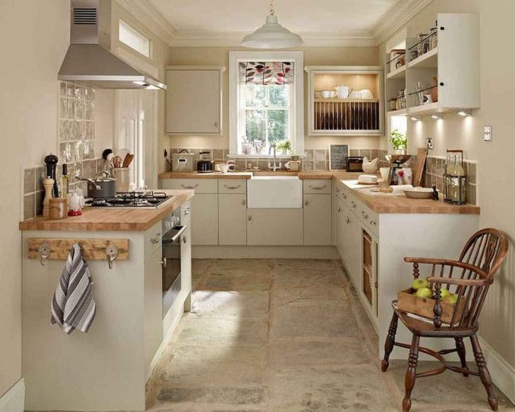 Easy French Country Kitchen Ideas    DECOR IT'S    Little French.