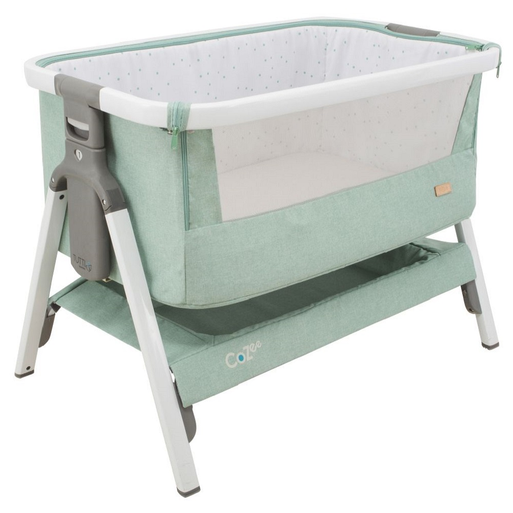 cozee side bed (putty) exclusively available with mothercare KXTRGRJ available