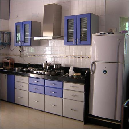 Creative modular kitchen furniture decorative modular kitchen furniture in Bhaktinagar XJFYSGS