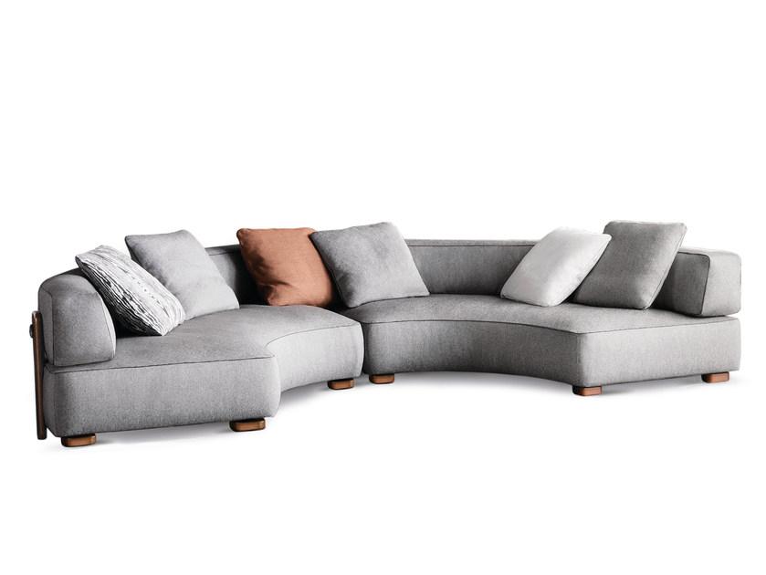 curved sofa Florida |  Garden sofa by minotti TGPJXTF