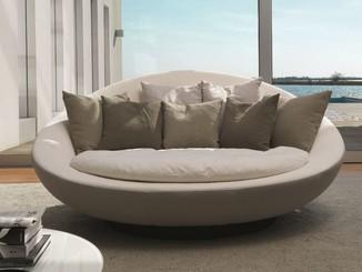 curved sofa Lacoon island BKAIFWI