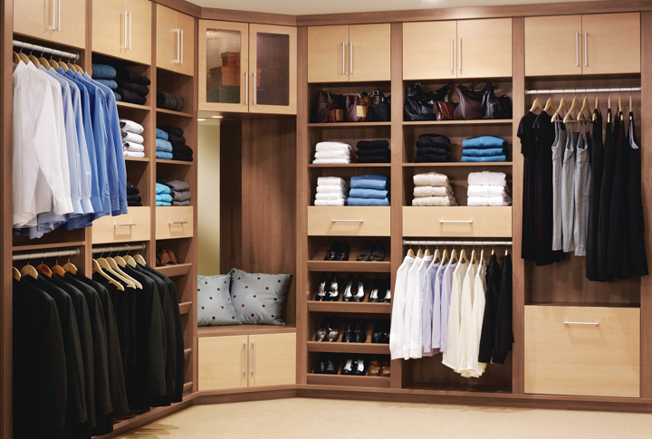 Customized locker organization systems CSCETHV